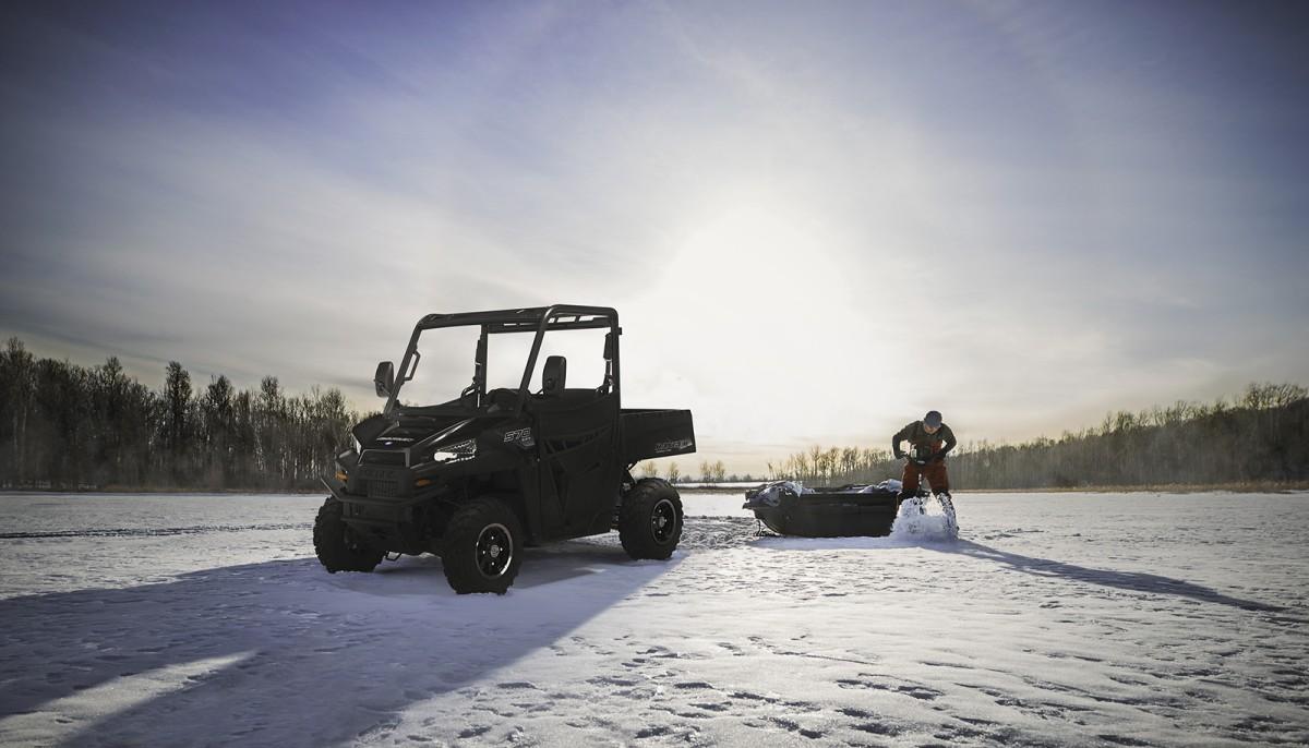 Polaris Ranger 570 EPS Nordic Pro
