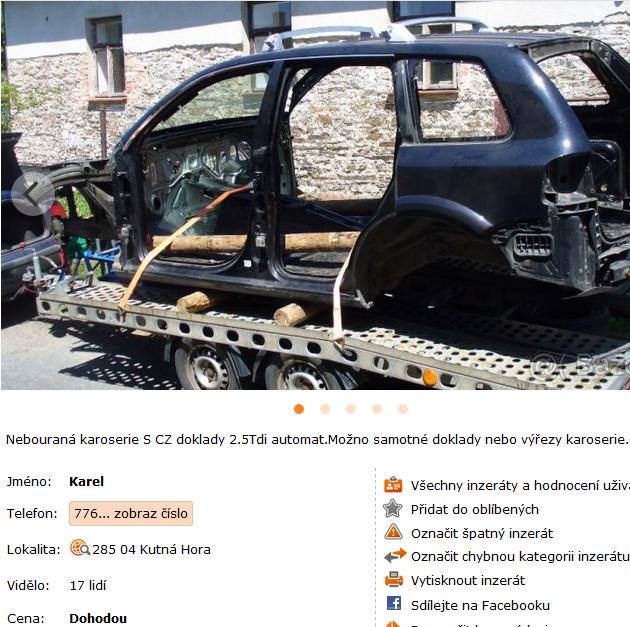 sdruzeni-sova-inzerat-volkswagen-touareg-bazos