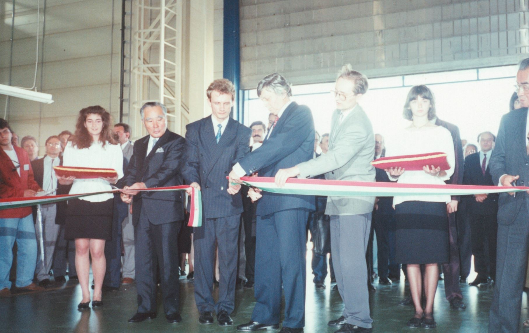 1991_Suzuki_History_zalozeni_Magyar_Suzuki